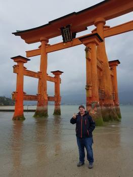 Reisebericht Japan von Maurice Winter